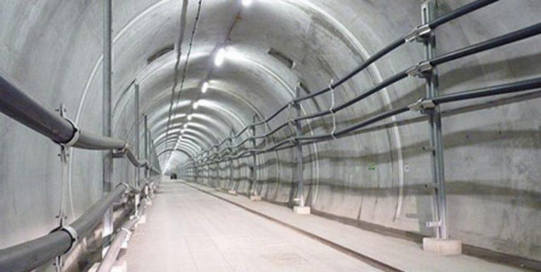 خطوط زیر زمینی انتقال نیروی برق
