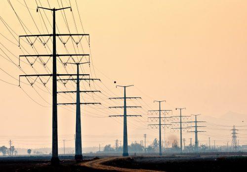 خط انتقال پروژه فرودگاه نظامی